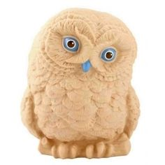 This is a cool looking Owl for holding pens and pencils, brushes, and any other tools to keep handy. $6.19
