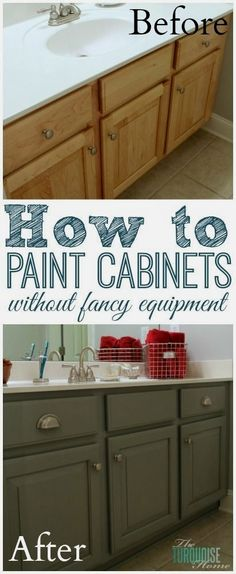 If you don't have a extra room, baskets are a ni .. - CLICK THE PIN for Various Kitchen Cabinet Ideas. #kitchencabinets #kitchendesign
