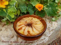 Gratin de poires au Carambar - Chez Vanda