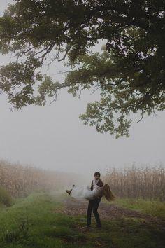 Image by Sabina Margaian - Zara Wedding Dress Rustic Wedding Cinematic Film By Dream Colors