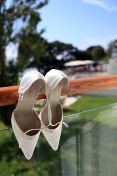 Shoes! from Satin and Lace Bridal Shop, Newbury.  C and G's wedding.  Caroline Puntis. #Pin By:Pinterest++ for iPad# Our Wedding, Dream Wedding, Ballet Shoes, Dance Shoes, Bridal Lace, Ipad, Slippers, Satin, Shopping