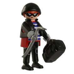 PLAYMOBIL SOBRES 5596  SERIE 8 CHICO 10 LADRON