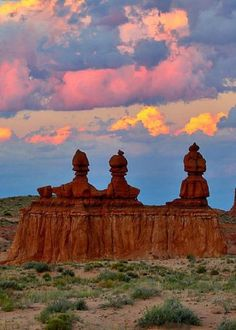 Goblin Valley State Park is a state park of Utah in the USA