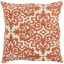 Chenille Tile Warm Pillow