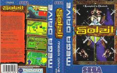 #Soleil #Sega #MegaDrive