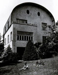 Adolf Loos. House for Helene Harner in Vienna, 1912-1913
