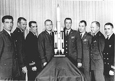 MOL Manned Orbiting Laboratory - First Astronaut Group