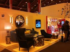 BRABBU, 100% Design, London Design Festival, London, UK, Booth L1, Delightfull, Boca do Lobo, Interior design, Modern furniture, luxury design pieces, art