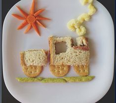 35 Ideas for Making Toddler Mealtime More Fun by Playing With Your Food! | Disney Baby
