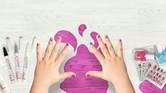 Snails extras. Nail art pens & nail stickers