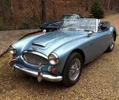 Bid for the chance to own a 1965 Austin-Healey 3000 Mk III at auction with Bring a Trailer, the home of the best vintage and classic cars online. Classic Cars British, Bmw Classic Cars, British Sports Cars, Vintage Sports Cars, Classic Cars Online, Vintage Cars, Citroen Ds, Fancy Cars, Cool Cars