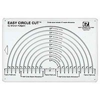Circle Ruler/Templates by LoriHolt on Etsy | sewing | Pinterest ... : circle ruler for quilting - Adamdwight.com