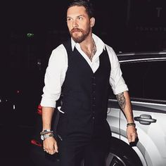 One of my favorite looks.  #TomHardy #AllAboutTomHardy