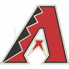 Arizona Diamondbacks Logo Iron on transfers N3100 $2.00-irononstickers.net