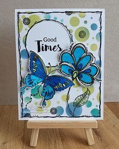 Doodle Art stamp collection from Bee Crafty Distress Oxides, Stamp Collecting, Doodle Art, Bee, Creativity, Doodles, Butterfly, Crafty, Frame