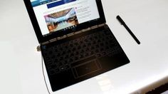 """IFA 2016: Lenovo Yoga Book: how fast can you type on a touchscreen keyboard? -> http://www.techradar.com/1327564  Lenovo has beaten well just about everybody to the punch by making a convertible tablet with an all-touchscreen keyboard.  The new Yoga Book is a stunningly thin and light device. Unlike other laptops sporting the """"Book"""" moniker it actually feels like something that you wouldn't mind kicking back on the couch with to catch up with an eBook or trawl through your favorite websites…"""