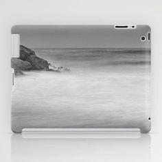 White rock iPad Case by Guido Montañés - $60.00