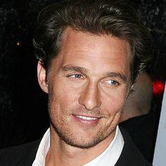 Matthew McConaughey....gotta love a Texan!