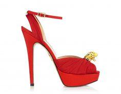 Charlotte Olympia ~ 'Bruce' heels