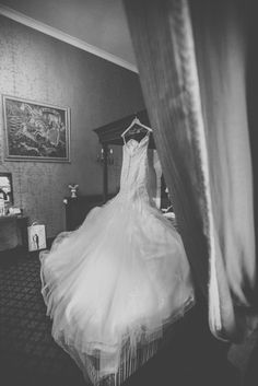 Breathtaking in Justin Alexander wedding dress