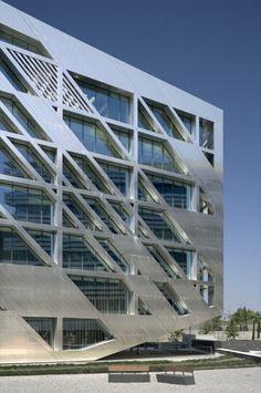 A.M.A. Headquarters / Rafael de La-Hoz Arquitectos  (12)