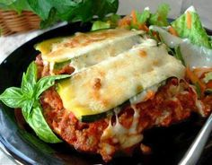 Healthy,tasty and yummy recipes for everyday.They are for everyone who wants to eat clean and healthy.Breakfast,lunch,dinner and healthy desserts. Healthy Zucchini Lasagna, Low Carb Lasagna, Zucchini Lasagne, Pasta Lasagna, Veggie Lasagna, Recipe Zucchini, Eggplant Lasagna, Lasagna Noodles, Zucchini Casserole