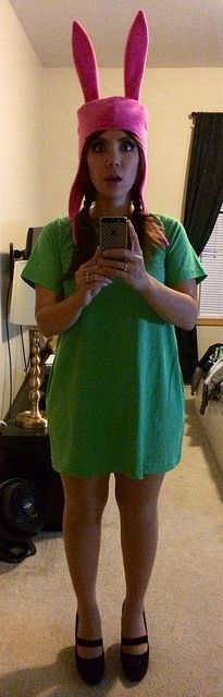 Louise Belcher Bob's Burgers Costume - Bobs Burgers - Cosplay