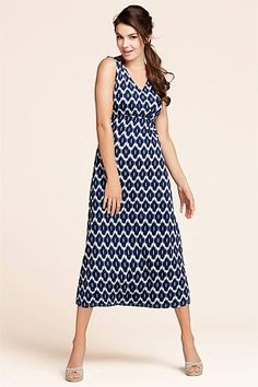 Women's Clothing Online - Emerge CrossOver Maxi Dress