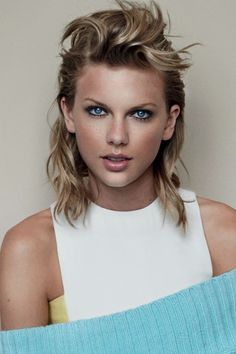 taylor swift in vogue uk