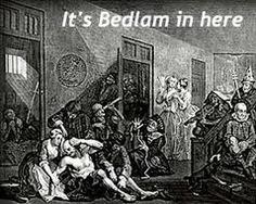bedlam victorian madhouse in movies - Google-haku