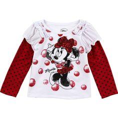 Minnie Mouse Girls White T-Shirt 8J9803 (5) Disney http://www.amazon.com/dp/B00I4A9IFQ/ref=cm_sw_r_pi_dp_Om28tb0WZQ5W2