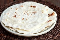 Flour Tortillas-going to try it, always wanted my Grams exact recipe but she doesn't have a measured out recipe and would always just do it from memory...