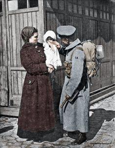 Fotos colorizadas trazem Primeira Guerra à vida 70