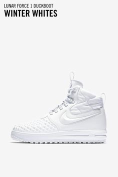 best website 058de dad6e Nike Snkrs, Nike High Tops, Shoes Heels Boots, Heeled Boots, Duck Boots,  Shoe Collection, Shoe Game, Adidas Sneakers, Jordans