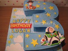 Toy Story 3rd Birthday Cake sm | The Hazelnut Bakery | Flickr