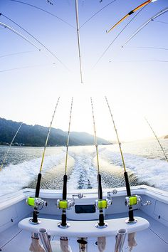 Fishing - Seatech Marine Products / Daily Watermakers