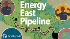 """SaveCanada"" punks TransCanada - Energy East Tar Sands Pipeline"