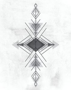 Hey, I found this really awesome Etsy listing at https://www.etsy.com/listing/164506124/black-white-aztec-geometric-triangle