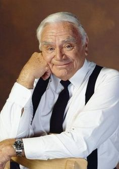 """Ernest Borgnine:  acted in countless movies and TV shows. He was probably """"the"""" best character actor of all times!"""