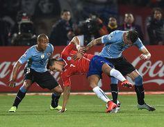 Copa America Chile 24.6.15 Uruguay vs Chile