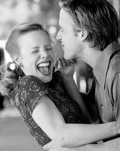 The Notebook - Ryan Gosling and Rachel McAdams
