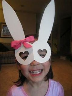 Easter Bunny Goggles