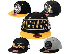 Eye on eBay  MITCHELL AND NESS「Pittsburgh Steelers」Fitted Baseball Cap  Fitted Baseball 59a870f5aa51