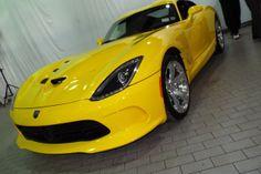 2013 SRT Viper Coupe #viper #srtviper #dodgeviper