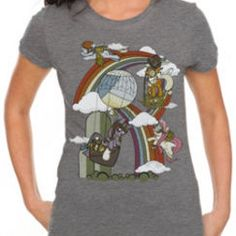 Steampunk My Little Pony T-Shirt