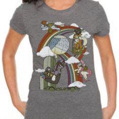 Steampunk My Little Pony T-Shirt