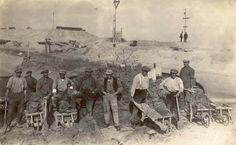 De mannen van de Zuiderzeewerken. 1930