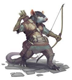 Pathfinder Hobgoblin Monk Tabaxi Monk | D&D ...