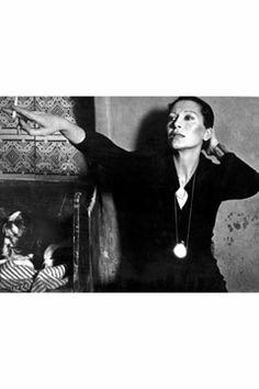 Elsa Peretti.