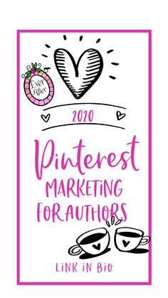 Learn how to use Pinterest to market books and find readers in 2020 Writing Resources, Writing A Book, Authors, Writers, Invite Your Friends, Pinterest Marketing, Losing Me, Bestselling Author, Book Lovers